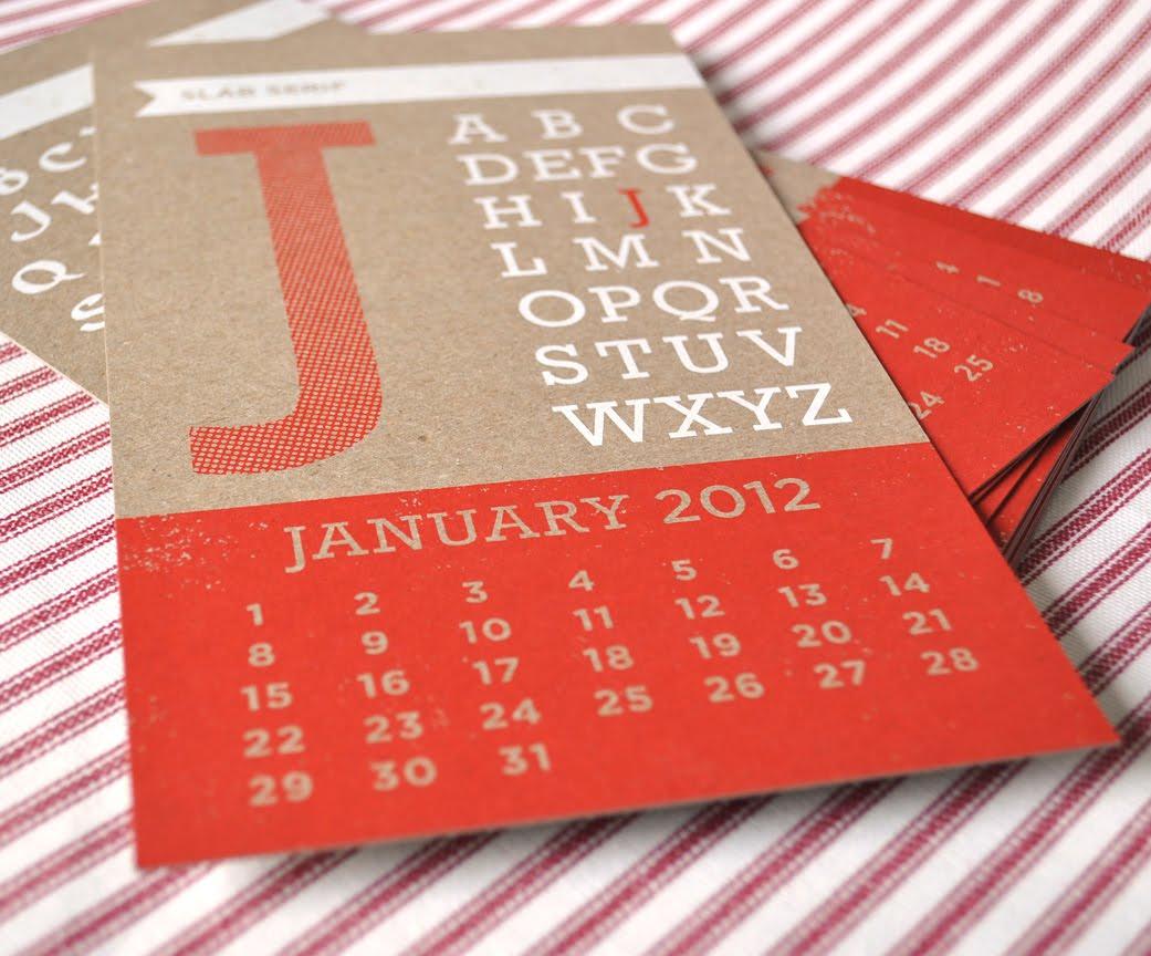 calendars — Crow & Canary
