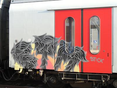 CTM graffiti