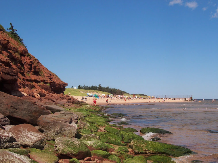 My happy place, Prince Edward Island