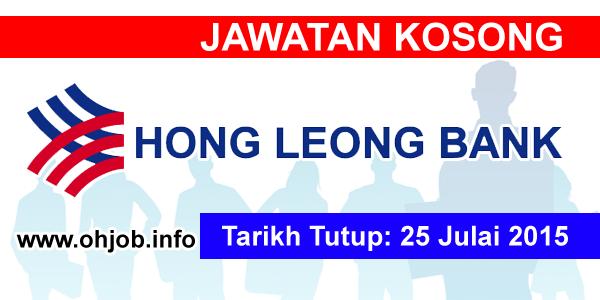 Jawatan Kerja Kosong Hong Leong Capital Berhad logo www.ohjob.info julai 2015