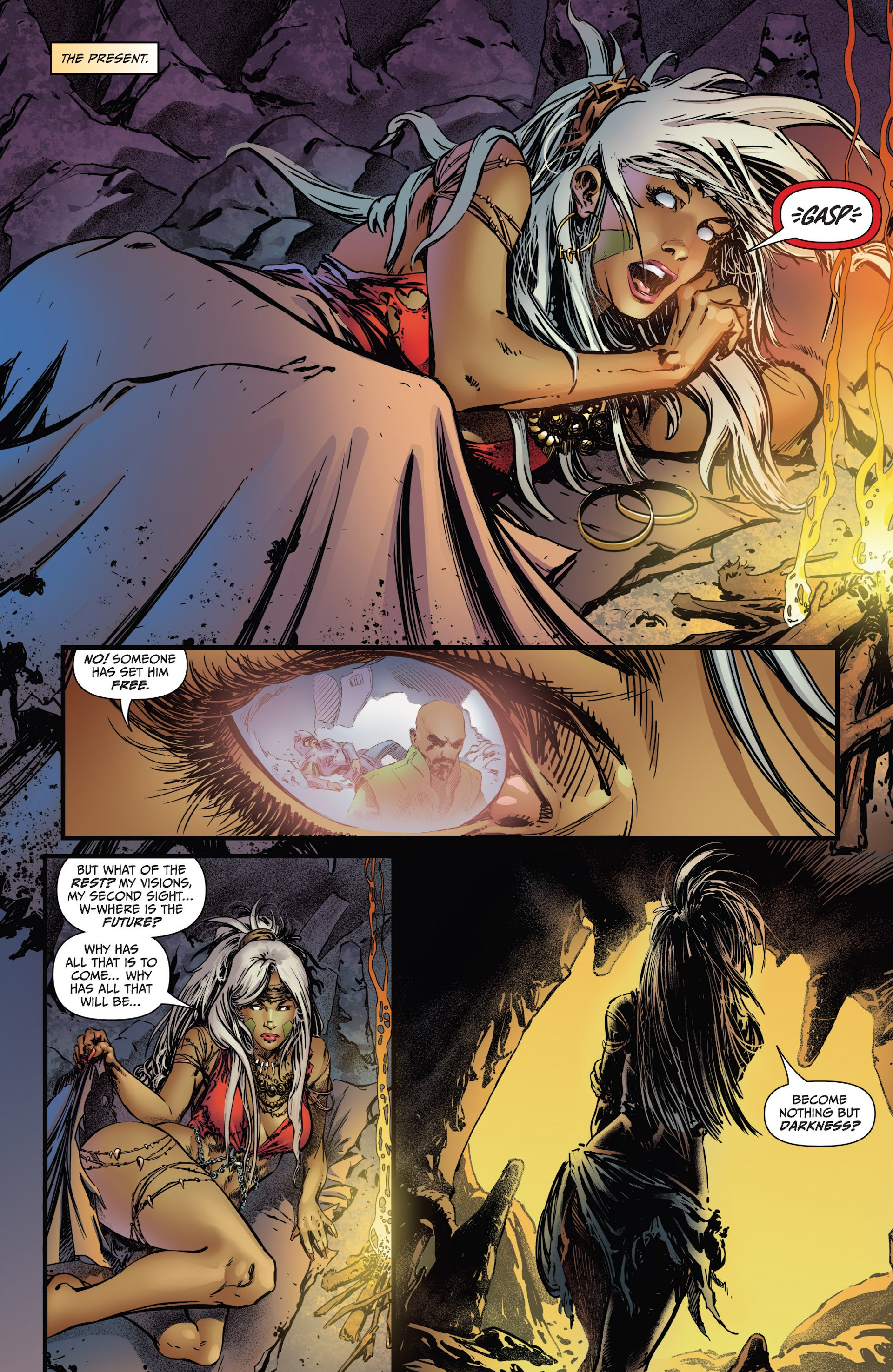 Grimm Fairy Tales (2005) Issue #95 #98 - English 20