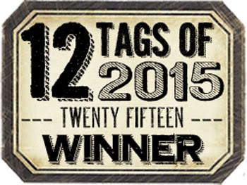 12 tags of 2015 winneer
