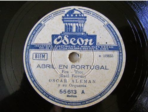 April in Portugal (song) - Wikipedia