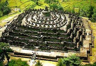 Wisata Candi Borobudur di Indonesia