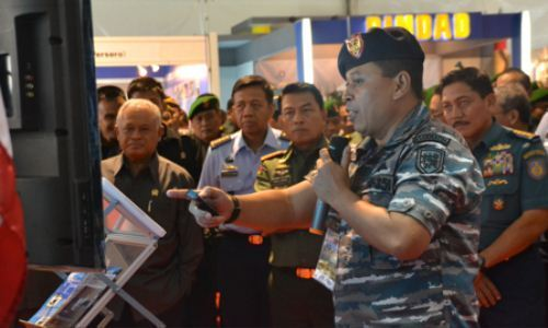 Lomba Karya Cipta Teknologi TNI AL
