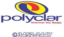 """A melhor internet do Vale do Piancó """"Polyclar"""""""