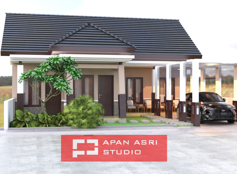 rumah tinggal satu lantai minimalis modern tap limas atap pelana rumah dengan luas & rencana renovasi rumah minimalis 1 lantai dengan luas bangunan ...