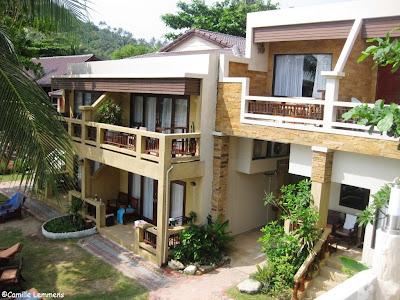 Crystal Bay Beach Resort, Lamai, Koh Samui, rooms