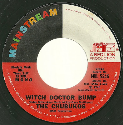 The Chubukos - Witch Doctor Bump