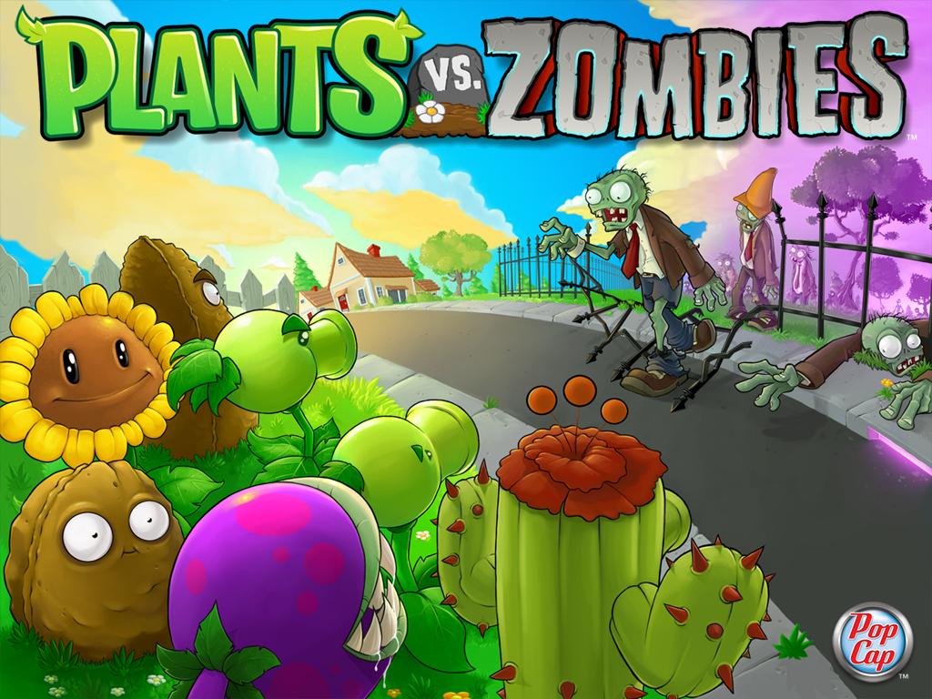 Free download plants vs zombies yunieka for Plante vs zombie