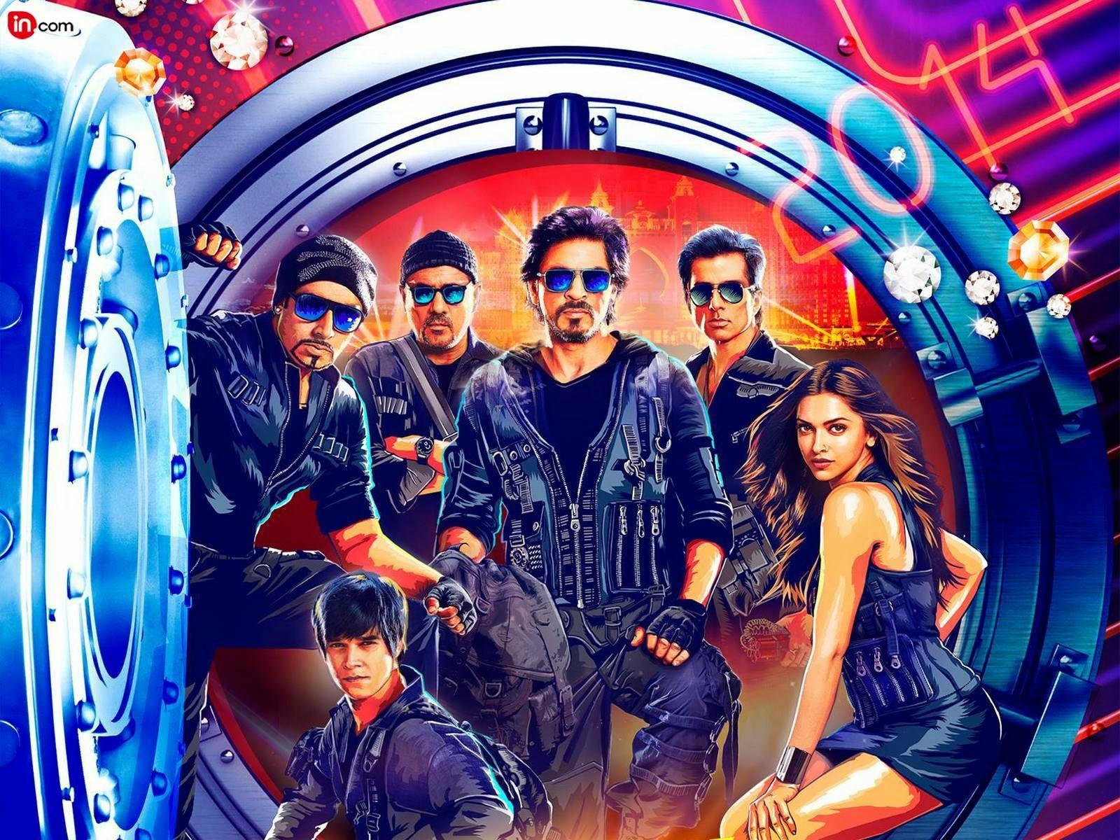 Индийский фильмы с новым годом