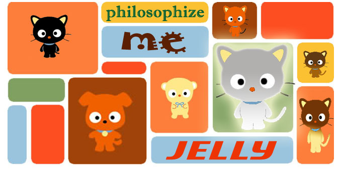 Philosophize Me Jelly