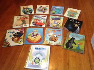 Cars  Little Golden Book Disney Pixar Cars