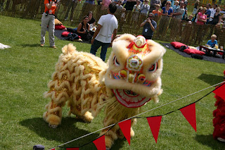 The Chen Brothers - Chinese Lion Dance Champions