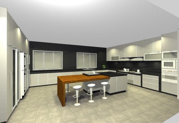 Cabino Design Dry Wet Kitchen Mutiara Damansara