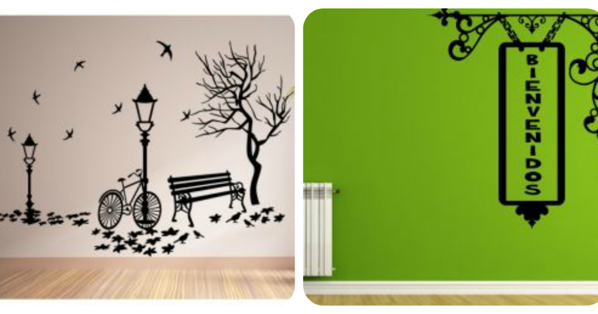 Vinilos Decorativos Para Pared