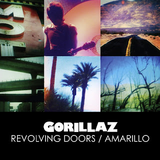 Gorillaz - Revolving Doors/Amarillo Lyrics