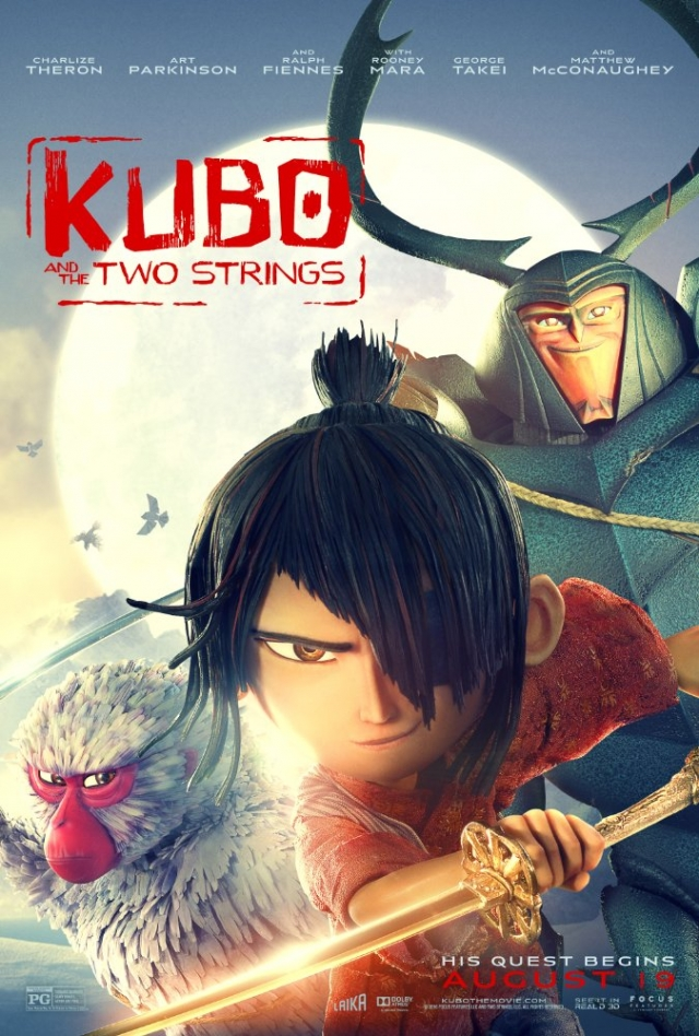 Kubo Và Sứ Mệnh Samurai - Kubo and the Two Strings (2016)