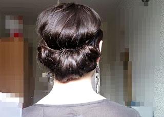 Haare drehen storung