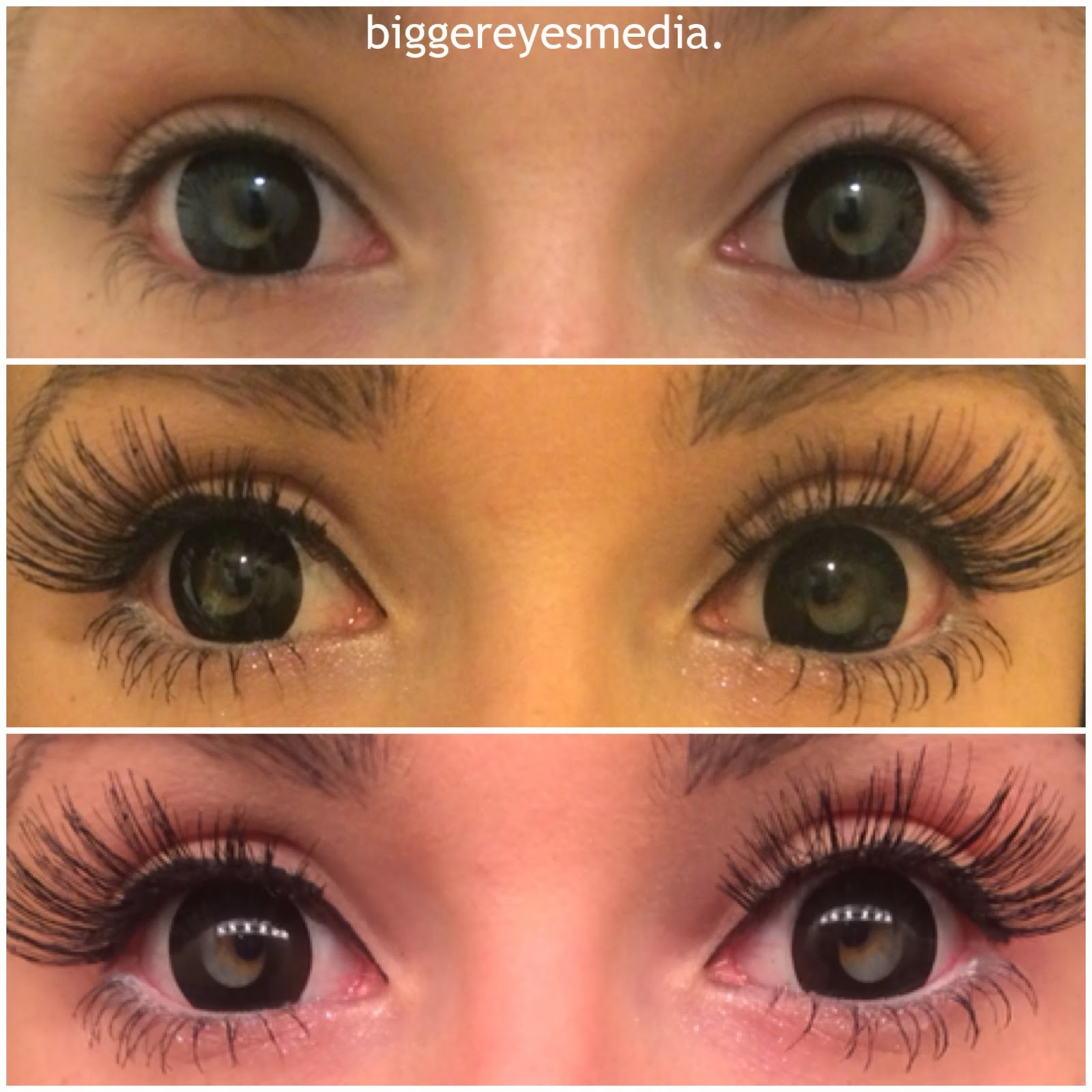Black Sclera Red Iris Contacts The gallery for -->...