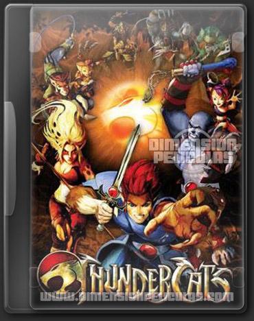 Thundercats (Temporada 1 HDTV Inglés Subtitulado) (2011)