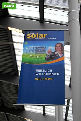 [PARU Solar Tracker] intersolar 04
