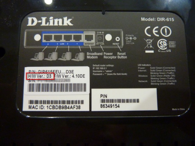 Dlink dir 615 d link dir 615 dd wrt firmware flashing first we determine if the existing model is at all compatible in this case it is a d link dir 615 router we get the best data on the nameplate important publicscrutiny