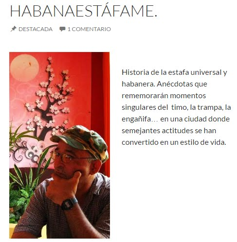 Habana Estáfame