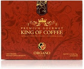Premium Gourmet King Of Coffee