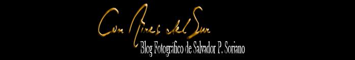 Con Aires del Sur. Photography Salvador P. Soriano©