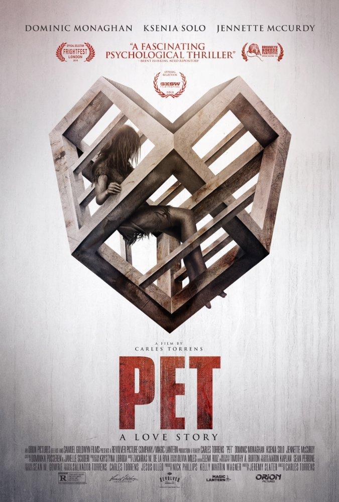 Nonton Pet (2016)