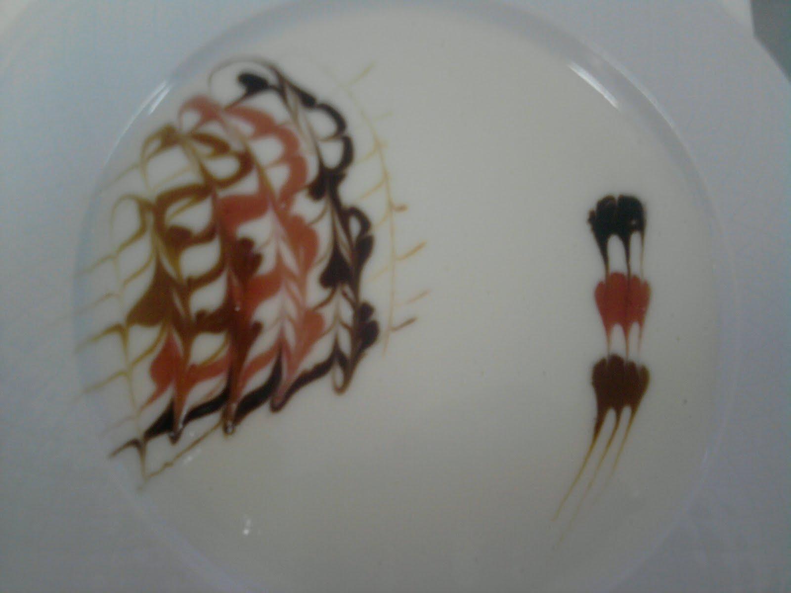 Cocineando decoraci n de platos para postres - Decoracion de platos ...