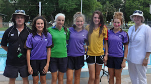 Interhouse Secondary Swimming Girls Age Champions