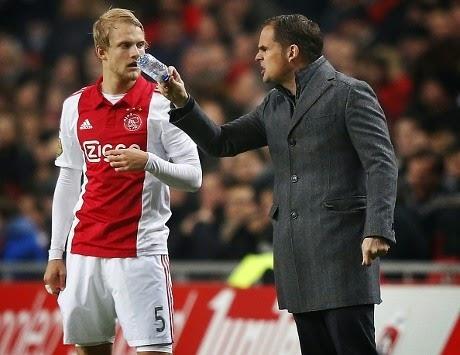"Pelatih Ajax ""De Boer"" Suka Liga Spanyol"