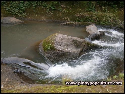 Mount Talamitam, Mt. Talamitam, creek, Nasugbu, Batangas