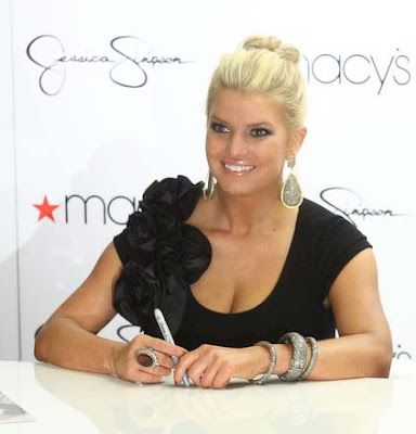Jessica Simpson Diamond Bracelet