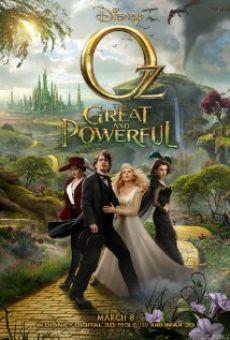 Lạc vào xứ OZ vĩ đại và quyền năng - OZ THE GREAT AND POWERFUL 2013