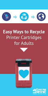 Easy Ways to Recycle Printer Cartridges for Adults