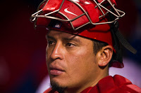 Carlos Ruiz - Phillies catcher