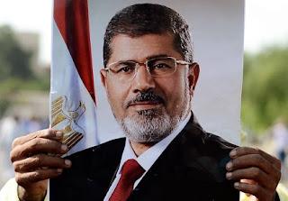 Presiden Mursi (foto: Mashable)