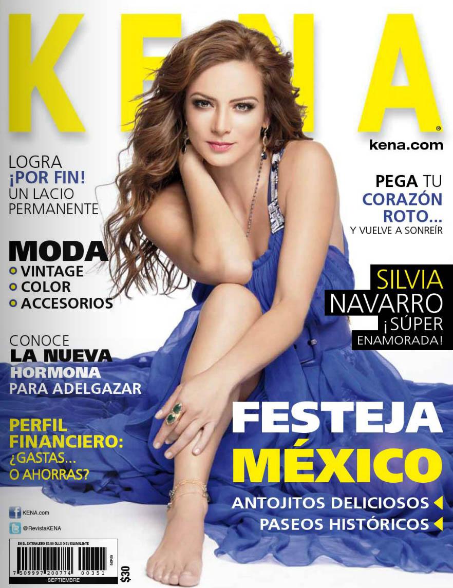 Сильвия Наварро/Silvia Navarro - Страница 3 Silvia+Navarro+-+Kena+magazin