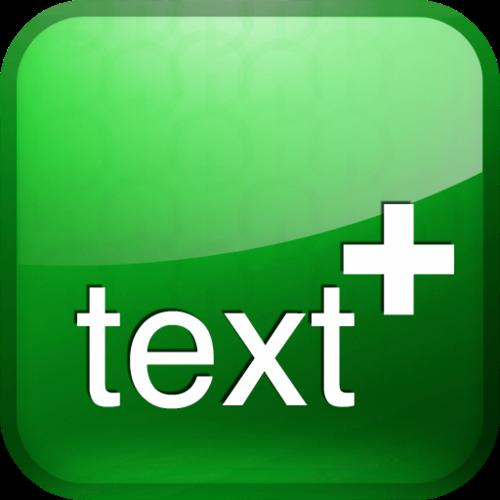 Text App Icon
