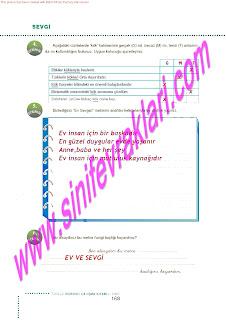6.Sinif  Turkce Doku Yayinlari Ogrenci Calisma Kitabi Sayfa 168