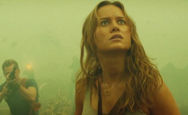 Hình ảnh phim Kong: Đảo Đầu Lâu
