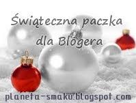 Świąteczna Paczka dla Blogera