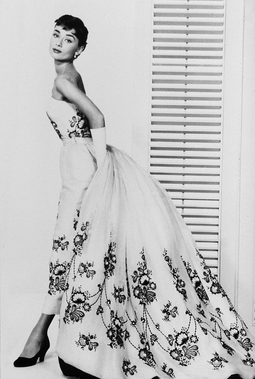 Audrey Hepburn Wedding Dress - Wedding Plan Ideas