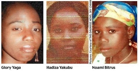 Photos: See the Faces and Names of Some of the Kidnapped Chibok Girls