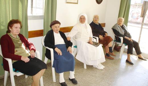 Mayor net recordando a nuestros mayores for Asilos para ancianos
