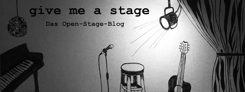 Give Me A Stage
