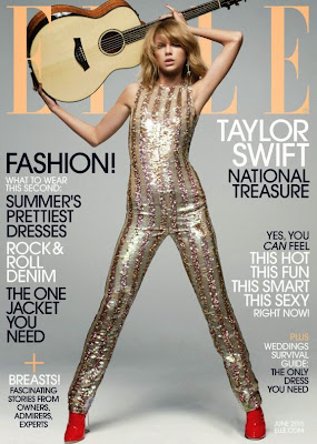 Taylor Swift Elle Magazine June 2015